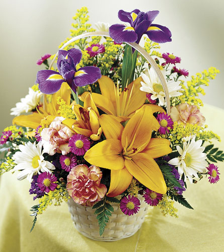 FTD's Natural Wonders Basket