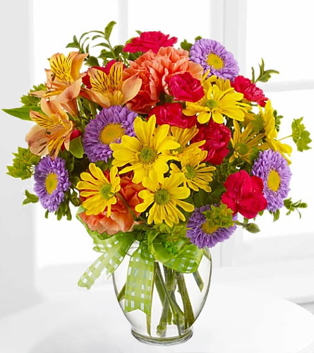 Teleflora's Make a Wish Bouquet
